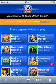 All Slots Mobile